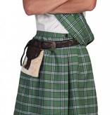 Schotse Highlander pak man groen