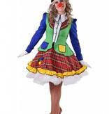 Clown Pipo vrouw