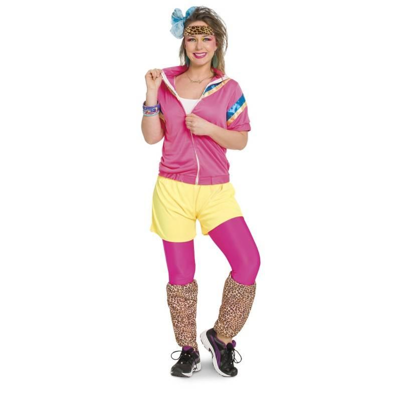 Genoeg Disco & Jaren 80 en 90 kleding voor man, vrouw en kind  SG79