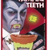 Vampier tanden glow in dark