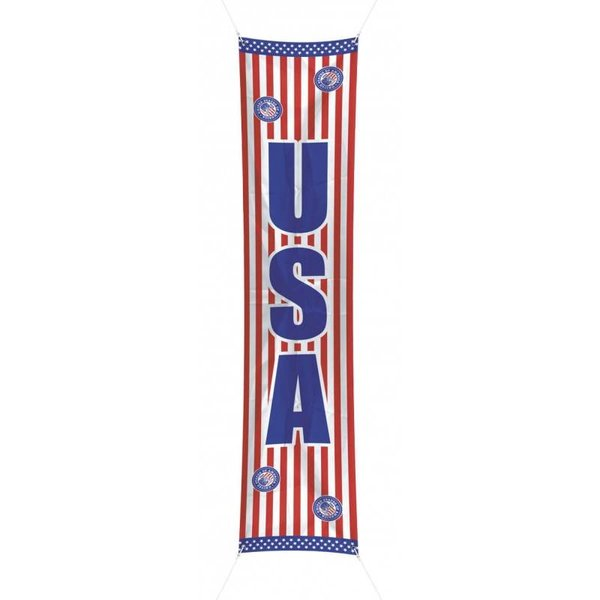 Amerika USA party Banier