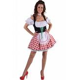 Tiroolse jurk kort