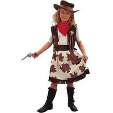 Cowgirl verkleed kostuum kind