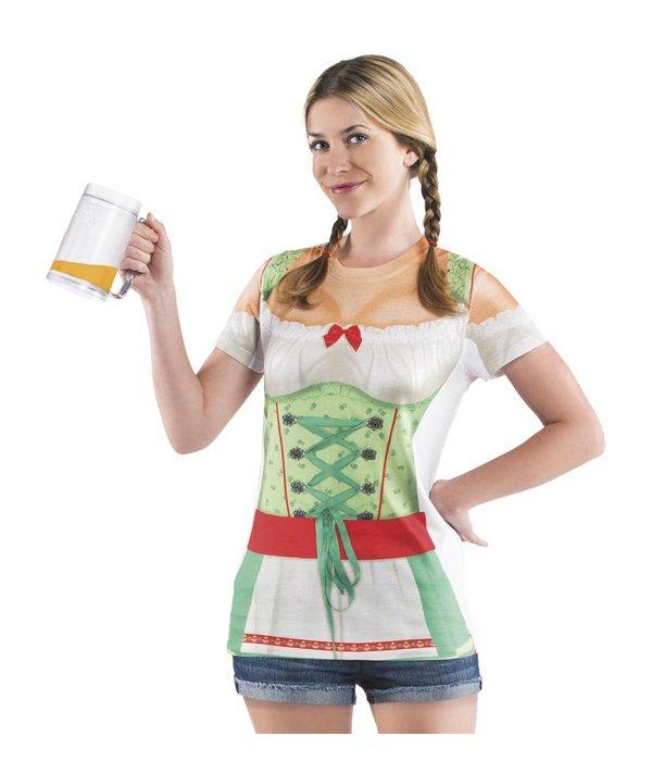 Foto Realistisch shirt Tiroler Heidi