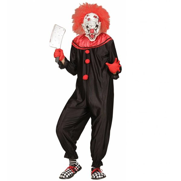 Horror Killer clown Jumpsuit