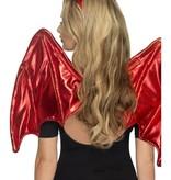 Naughty metallic Devil set