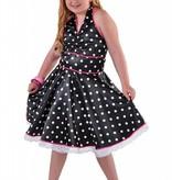 Rock en Roll jurk meisje