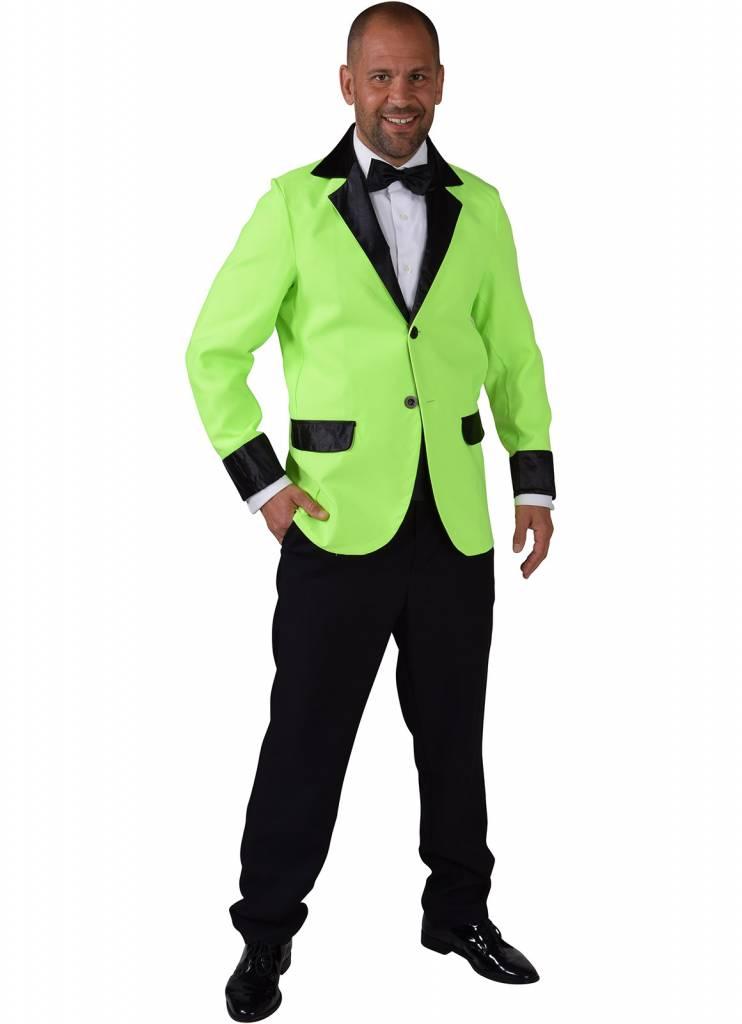 Colbert glamour fluor groen Elite