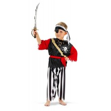 Kinder Piratenpak