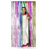 Deurgordijn Folie Multicolor 2x1m