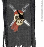 Banner Piratenschedel