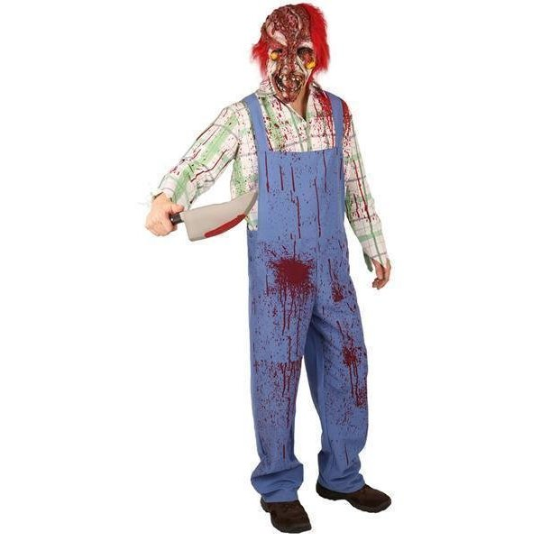 Kostuum Zombie bloed