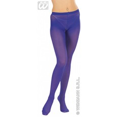 Panty 40den blauw
