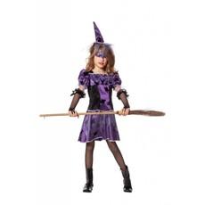 Heksje Halloween kostuum kind