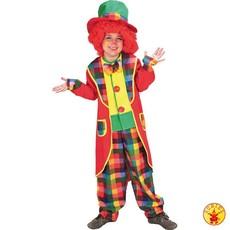 Clownspak Appie met hoed