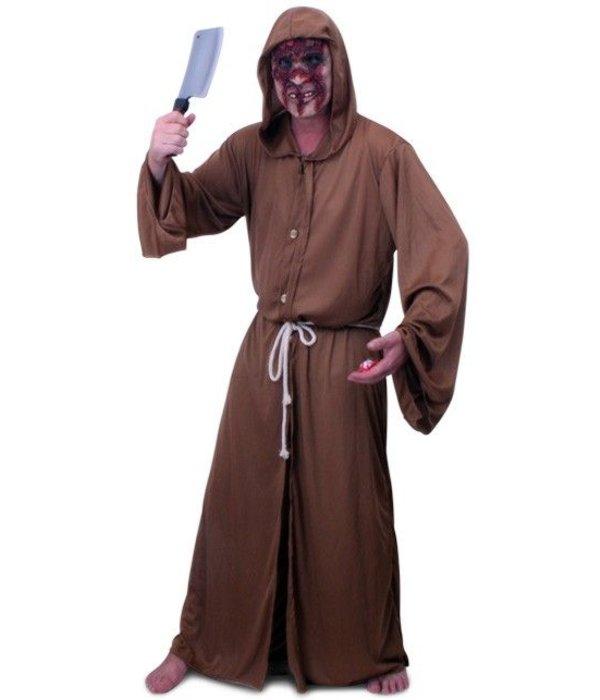 Horror Monnik outfit