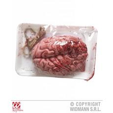Bloederinge hersenen verpakt