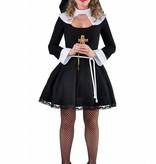 Sexy nonnen outfit kort