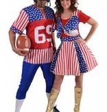Cheerleader Amerika Jurkje elite