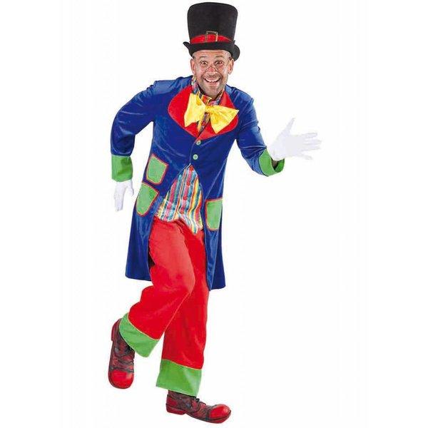 Confetti Clown kostuum