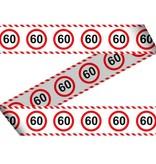 Afzetlint Verkeersbord 60