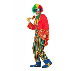 Clown kostuum man Joep