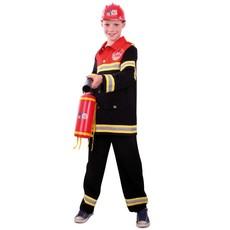 Brandweer verkleedpak kind
