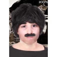 Plaksnor Charlie zwart