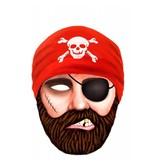 Masker Piraat XXL