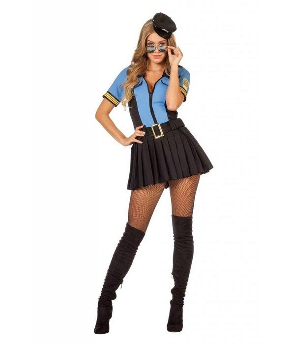 Politie pakje blue dames