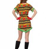 Mexicaanse Bandita jurk