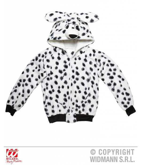 Hoodie vest Dalmatier