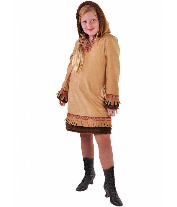 Eskimo jurkje meisje