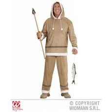 Eskimo outfit man Balto