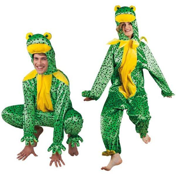 Kikker kostuum man/vrouw