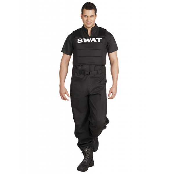 SWAT kostuum mannen