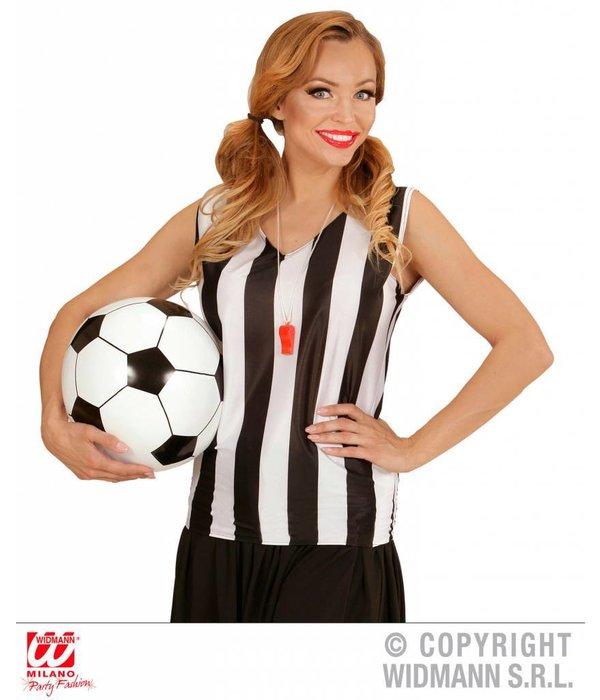 Opblaasbare voetbal
