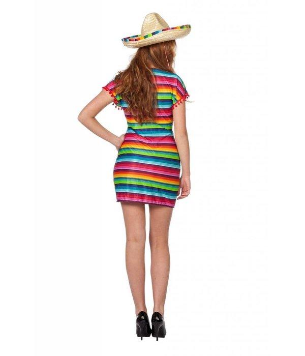 Mexicaans jurkje carnaval