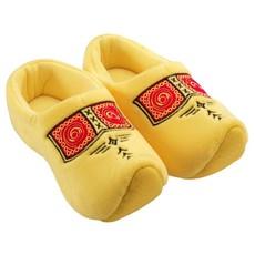 Klompsloffen geel