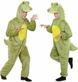 Krokodillen pak