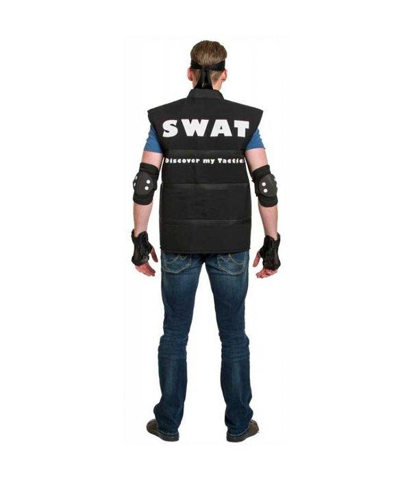 S.w.a.t. kostuum heren