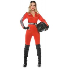 Race Jumpsuit 3delig Dames