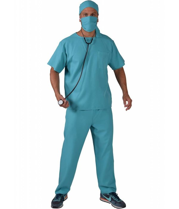 Chirurg kostuum man elite