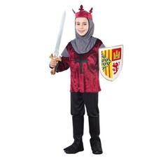 Middeleeuwse Ridderpak kind