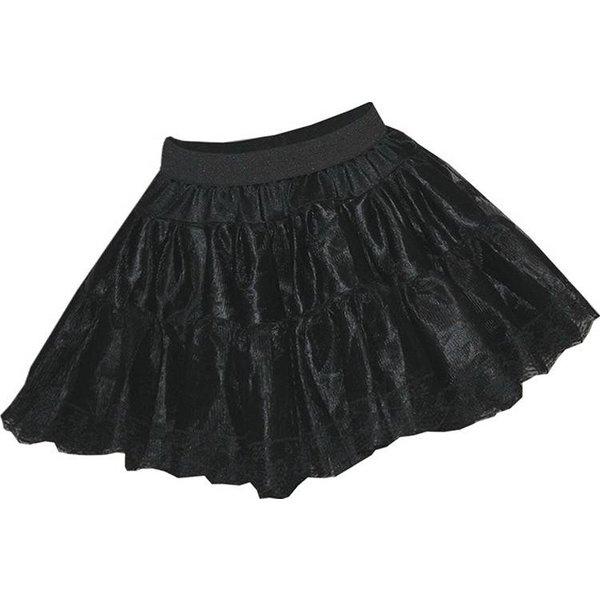 Petticoat extra volume zwart