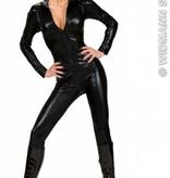 Sexy Catsuit zwart