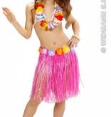 Hawaii Kinderrokje roze