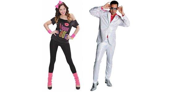 Disco - Jaren 80 & 90 kleding