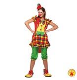 Clown Lady kostuum