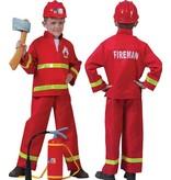 brandweerpak kind Jimmy 2-delig